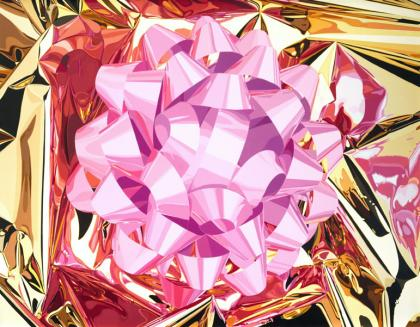 Click to enlarge Pink Bow