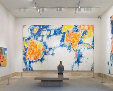 Review: A fine introduction to Sam Francis\