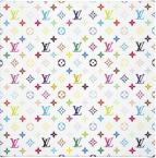 Monogram Multicolore - white2007